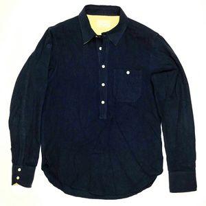 Rag and Bone Mens Long Sleeve Button Down Shirt